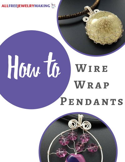 How to wire wrap pendants 15 wire wrapping tutorials how to wire wrap pendants wire wrapping tutorials mozeypictures Image collections