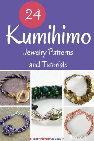 24 kumihimo jewelry patterns and tutorials allfreejewelrymaking 24 kumihimo jewelry patterns and tutorials fandeluxe Images