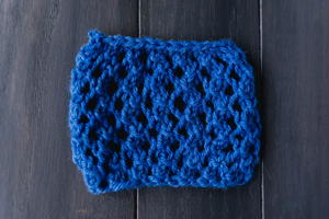 How to Knit Asynchronous Lace