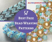 57 Best Free Bead Weaving Patterns
