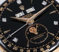 Rare Rolex Watch Breaks World Record