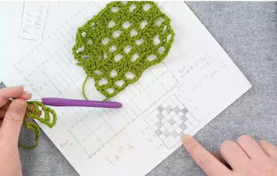 Filet Crochet Tutorial and 6 Filet Crochet Patterns