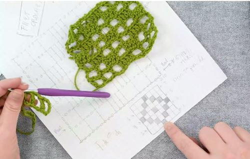 How to filet crochet allfreecrochet filet crochet tutorial ccuart Gallery