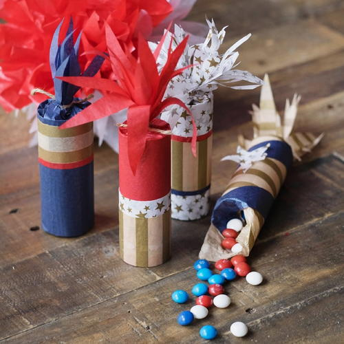 Firecracker Toilet Paper Roll Gift Boxes