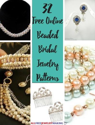 32 Free Online Beaded Bridal Jewelry Patterns AllFreeJewelryMakingcom