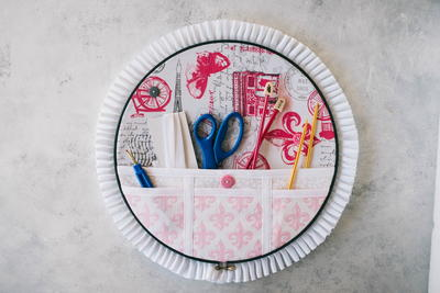 DIY Sewing Organizer