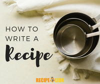 How to Write a Recipe: 5 Tips from Addie Gundry