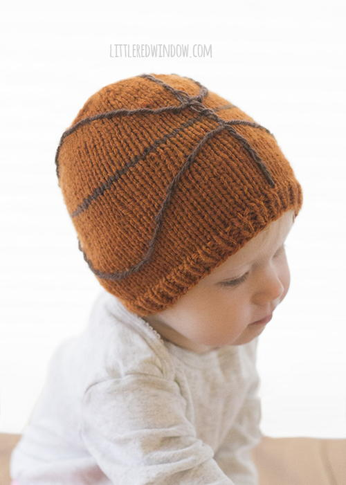 Basketball Hat Knitting Pattern Allfreeknitting