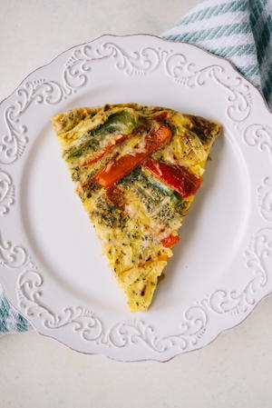 Country Vegetable Frittata