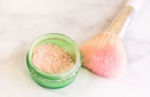 DIY Loose Face Powder