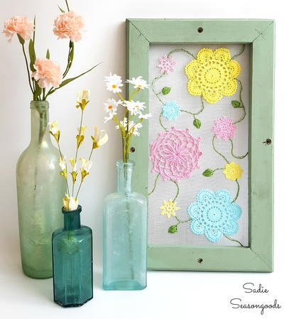 Summer Cottage DIY Home Decor
