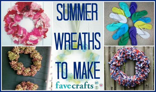 Summer Wreaths To Make