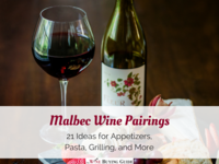 Malbec Wine Pairings: 21 Ideas for Appetizers and More