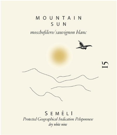 Semeli Mountain Sun White 2015