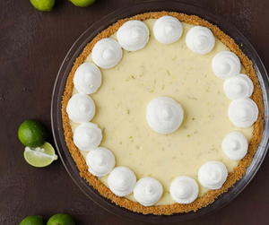 Easy Key Lime Cheesecake Pie