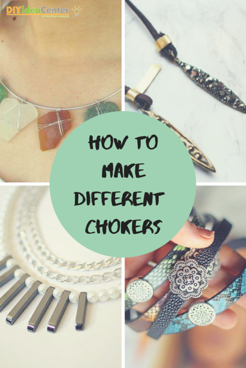 How to Make Different Chokers