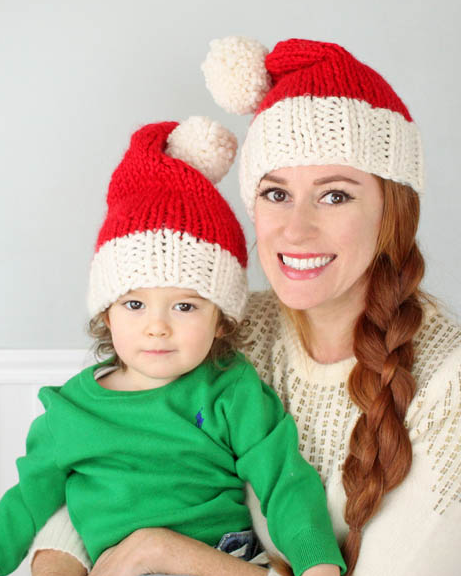 DIY Santa Hat Pattern