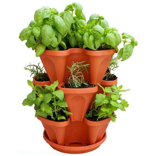 3 Tier Herb Garden Planter
