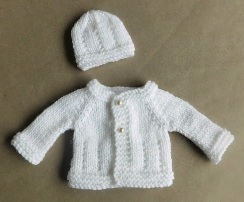 Jack and Jill Preemie Baby Pattern