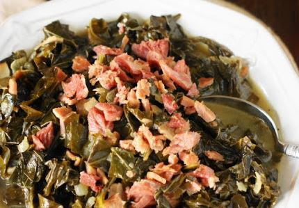 Savory Southern Collard Greens Recipe