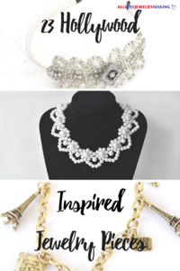 23 Old Hollywood Glamour DIY Jewelry Pieces