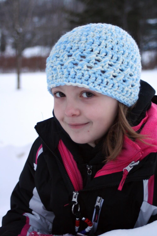 Quick Fix Winter Hat | AllFreeCrochet.com