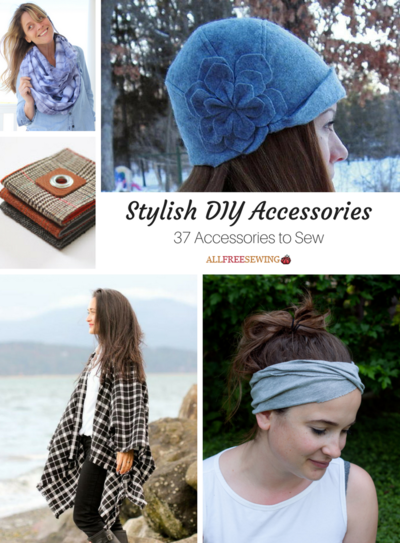 46 Accessories to Sew
