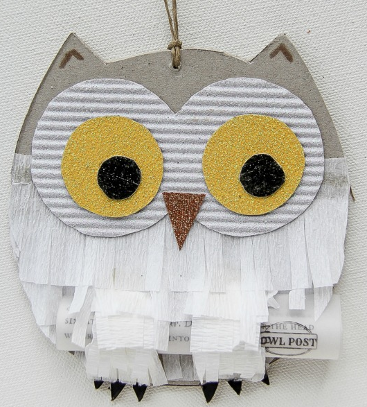 Whoos Coming Hedwig-Inspired Invitations