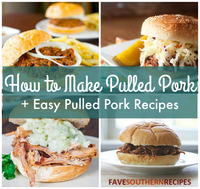 How to Make Pulled Pork: 13 Easy Pulled Pork Recipes