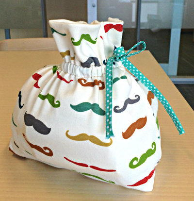 5 Minute Free Bag Pattern