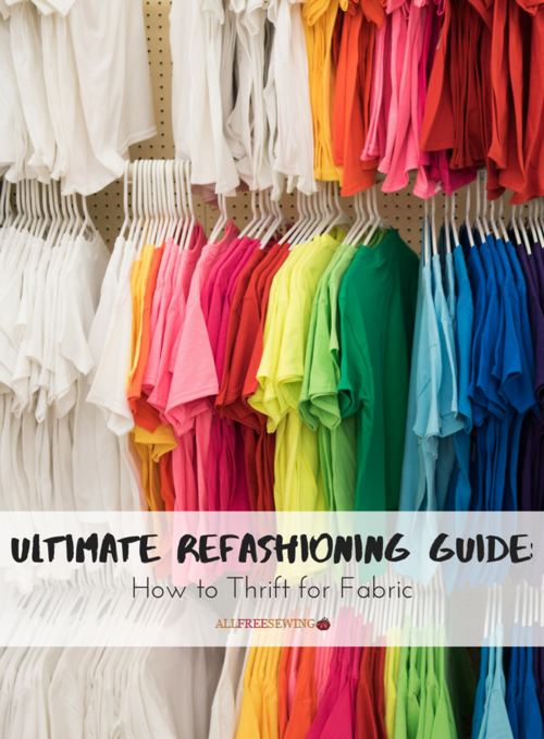 How to Thrift for Fabric