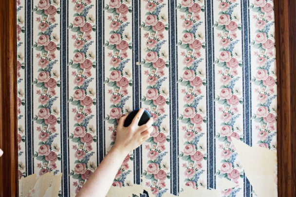 Removing Wallpaper 101