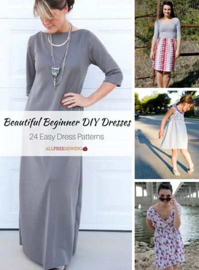 DIY Easy Dress Patterns