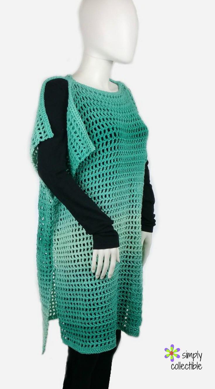 Crochet Tunic Pattern | FaveCrafts.com