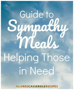 Guide to Sympathy Meals: Helping Those In Need