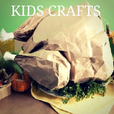 11 Thanksgiving Crafts for Children