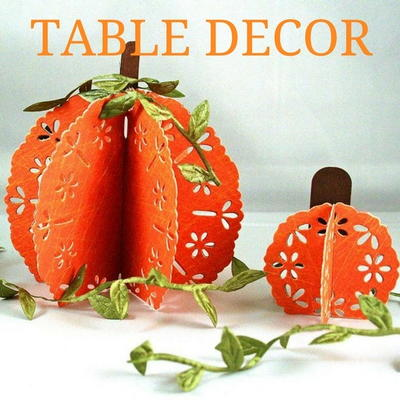 11 Decorative Crafts for Thanksgiving Dinner