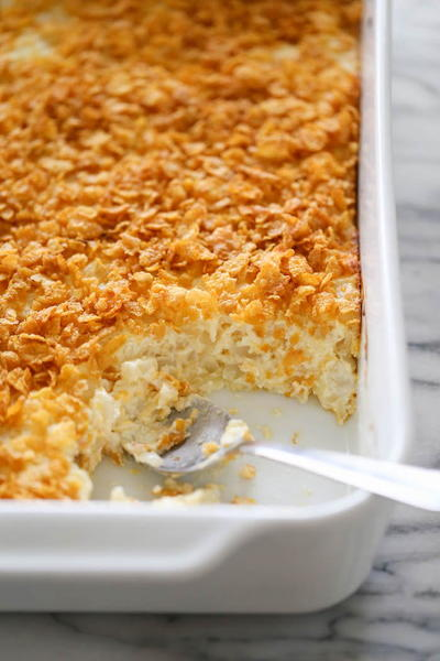 Vintage Funeral Potatoes