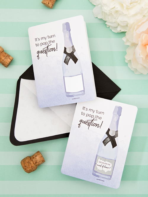 bridesmaids invitations allfreediyweddings