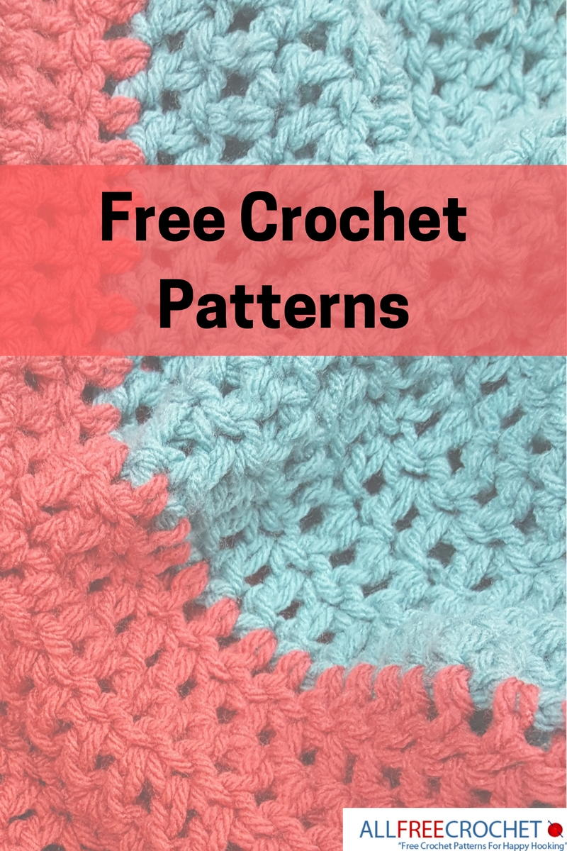 2770+ Free Crochet Patterns | AllFreeCrochet.com