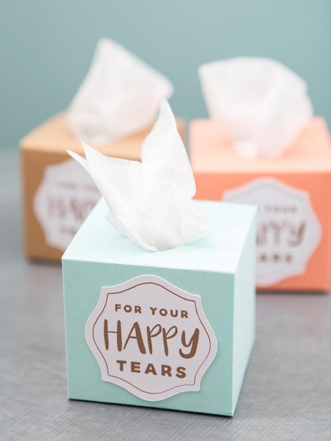 happy tears mini tissue boxes. Black Bedroom Furniture Sets. Home Design Ideas