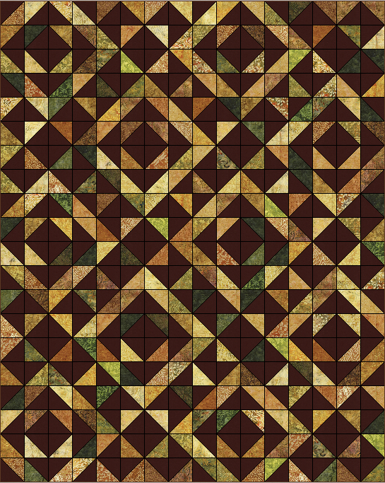 Georgia Barn Quilt Pattern Favequilts