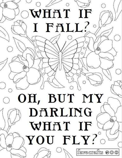 free downloadable coloring pages for adults 43 Printable Adult Coloring Pages (PDF Downloads) | FaveCrafts.com free downloadable coloring pages for adults