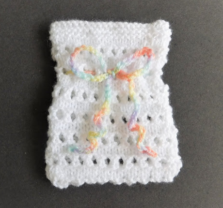 Precious Keepsakes Knitted Bag