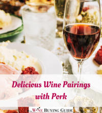 Delicious Wine Pairings with Pork