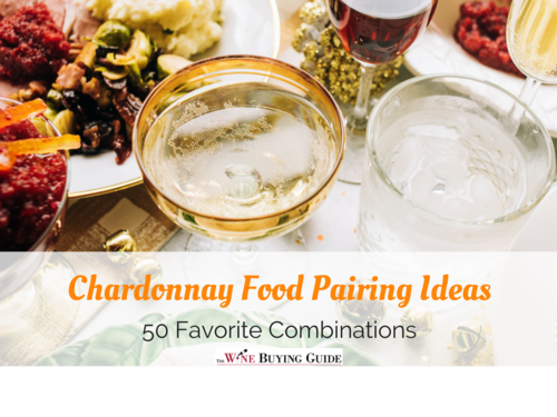 Chardonnay Food Pairing Ideas