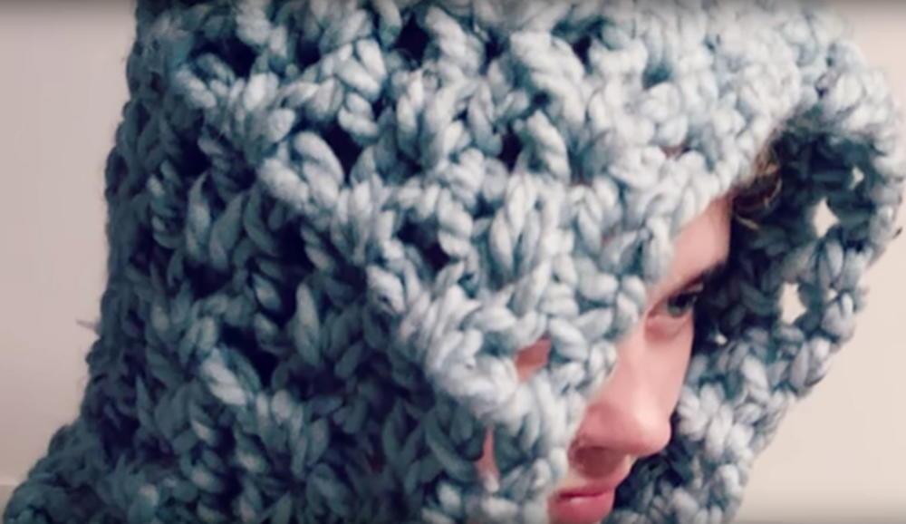 Hooded Scarf Crochet Tutorial Allfreecrochet