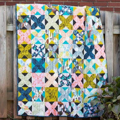 18 Of Our Favorite Lattice Quilt Patterns Favequilts