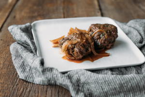 Classic Salisbury Steak Recipe