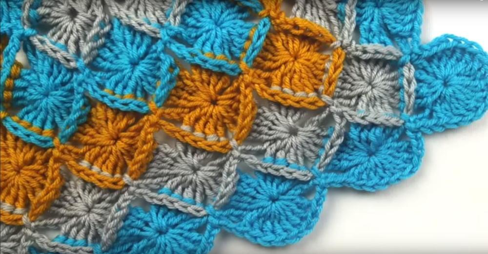 Bavarian Crochet Stitch Tutorial Allfreecrochet